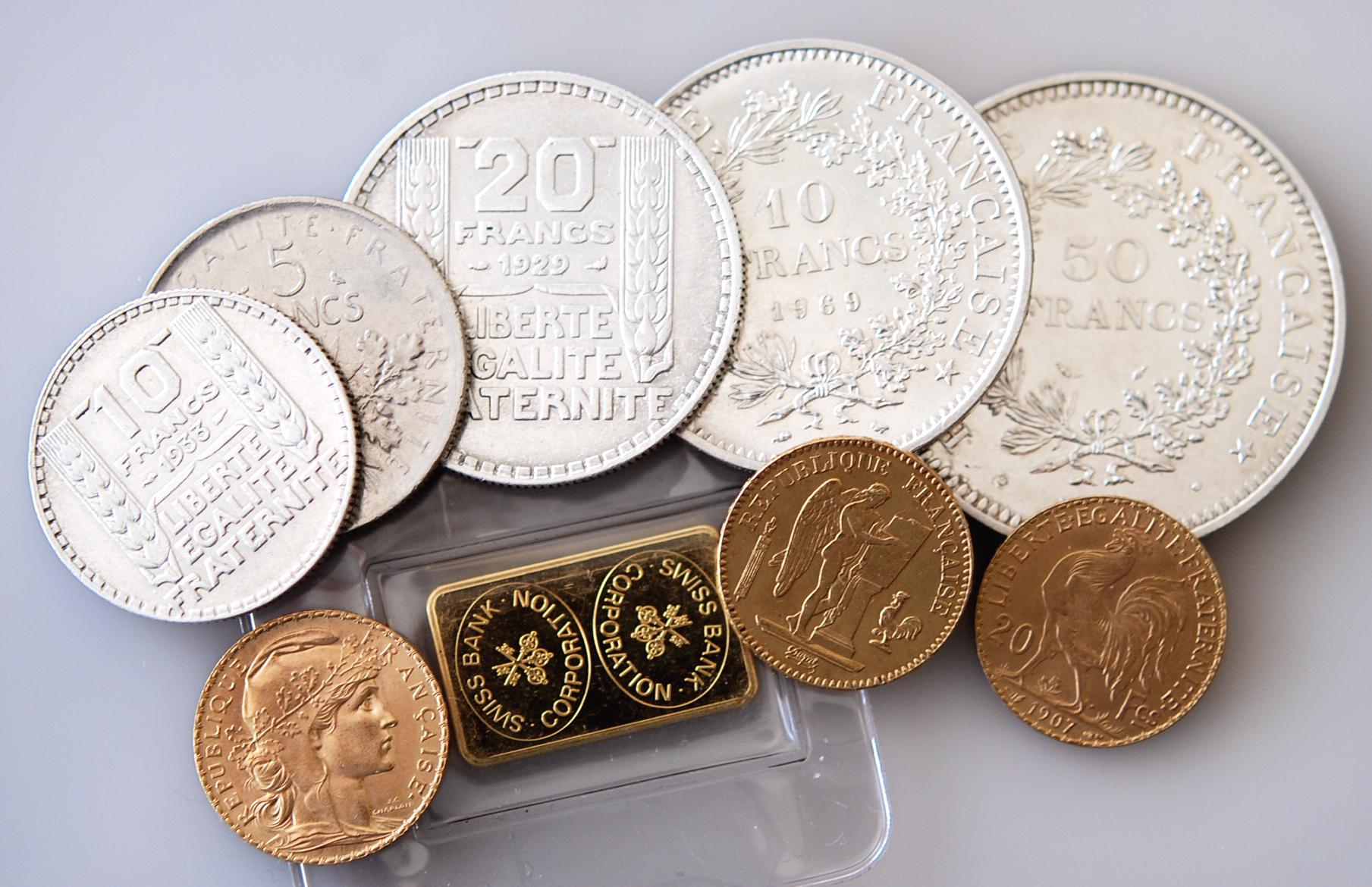 quelles pi ces de monnaie pour investir achat vente or bijoux occasion ou anciens. Black Bedroom Furniture Sets. Home Design Ideas