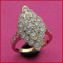 bague Marquise 1543