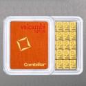 Lingot tablette CombiBar Or 50x1g Valcambi