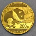 Pièce Or 15g Panda (Chine)