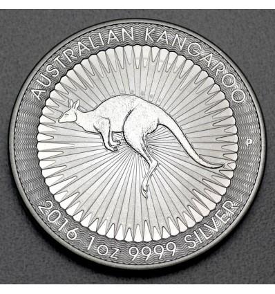 Pièce argent Kangaroo 1 once ph1
