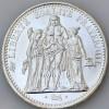 Hercule 10 Francs: pièce française en Argent avers