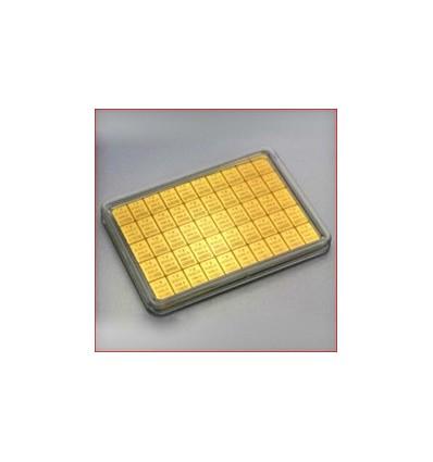 Lingot tablette Combibar 50x1g