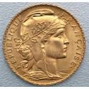 Pièce Or 20 Francs Marianne