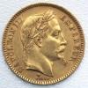 Pièce Or 20 Francs Napoléon r