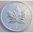 Pièce Argent Maple Leaf 500 x 1 once