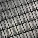 Tablette monnaie argent Îles Cook 100 x 1g