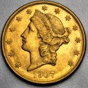 Pièce Or 20 $ Liberty / Double Eagle