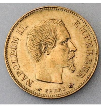 Pièce Or 10 Frs Napoléon p1