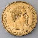 Pièce Or 10 Frs Napoléon