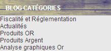 Blog catégories Argor-Colmar