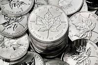 pièces argent Maple Leaf