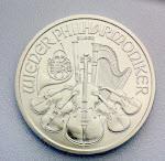Pièce argent Philharmoniker 1 once
